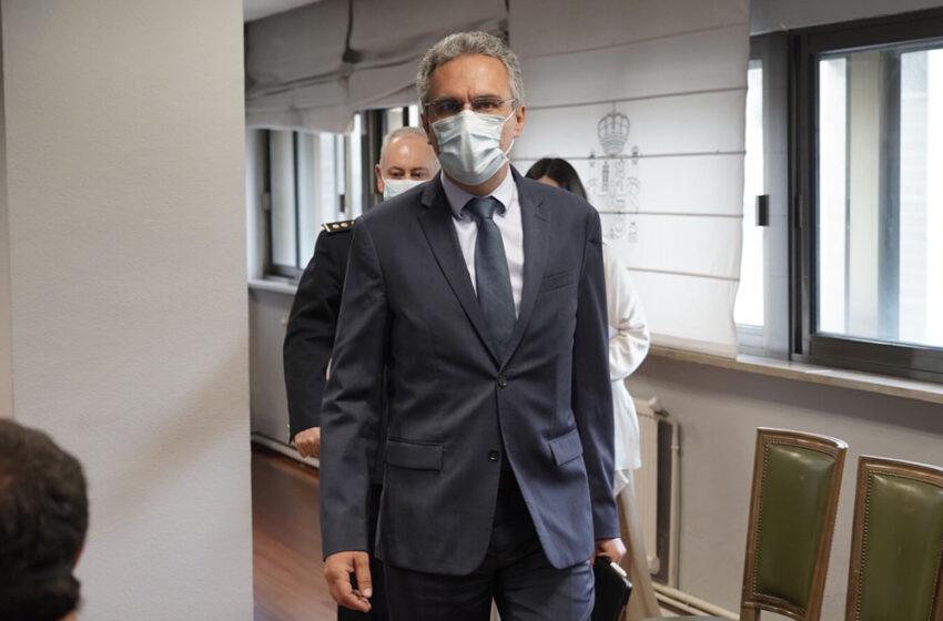 """El delegado del Gobierno advierte de que """"parece difícil que se pueda adoptar un toque de queda sin el paraguas del estado de alarma"""