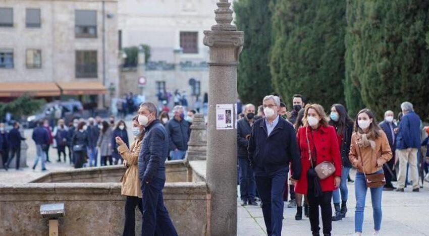 Salamanca registra dos nuevos fallecidos por covid en un día en el que los nuevos contagios caen a seis