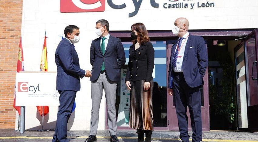 Amigo propone 76 millones en formación para «optimizar las oportunidades de empleo» en Castilla y León