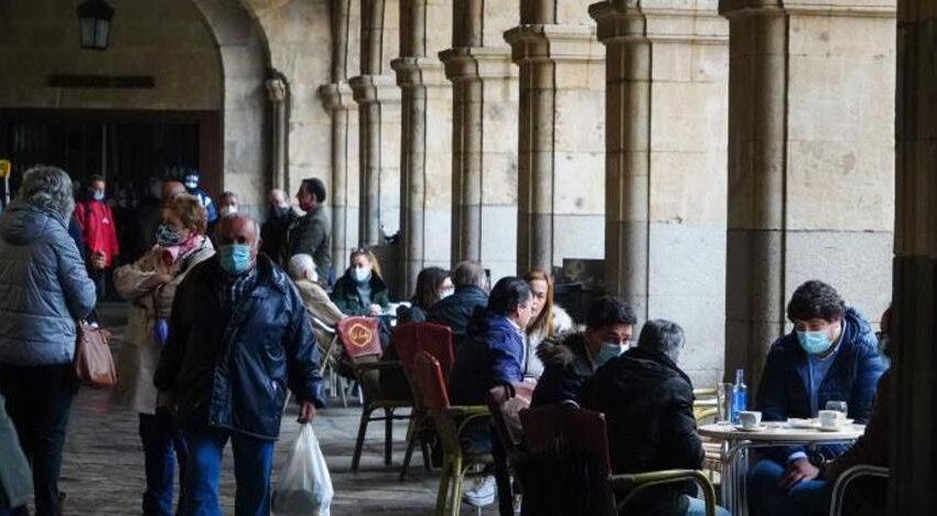 Los nuevos contagios por covid se disparan hasta los 70 en una jornada sin fallecidos en Salamanca