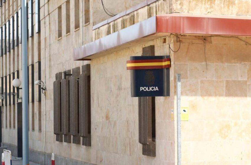Detenido en Salamanca por corromper a un menor al que conoció en redes sociales