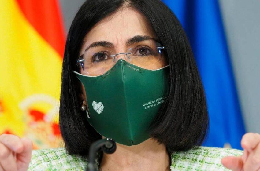 El Gobierno no sale de dudas para la segunda dosis de AstraZeneca