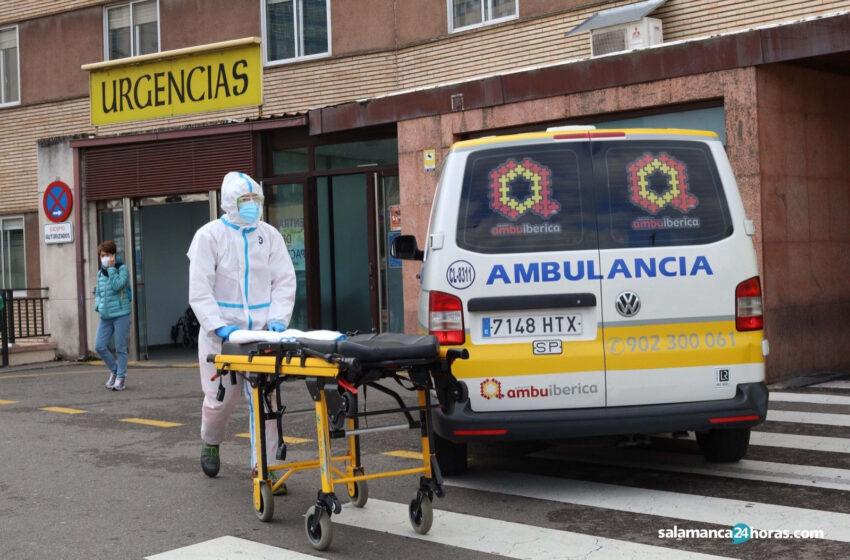 La lista de espera para operarse en el Hospital de Salamanca sigue notando el efecto de la pandemia en el primer trimestre de 2021