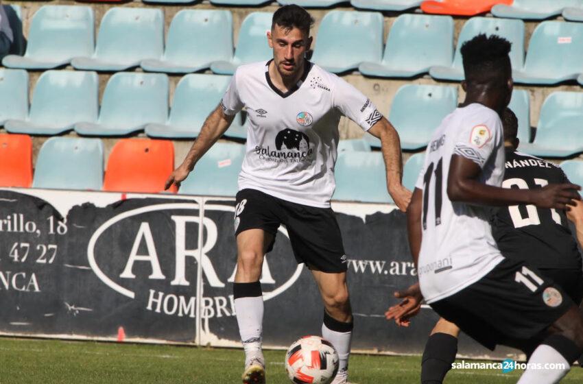 El Salamanca CF UDS no debe fallar ante el Oviedo Vetusta