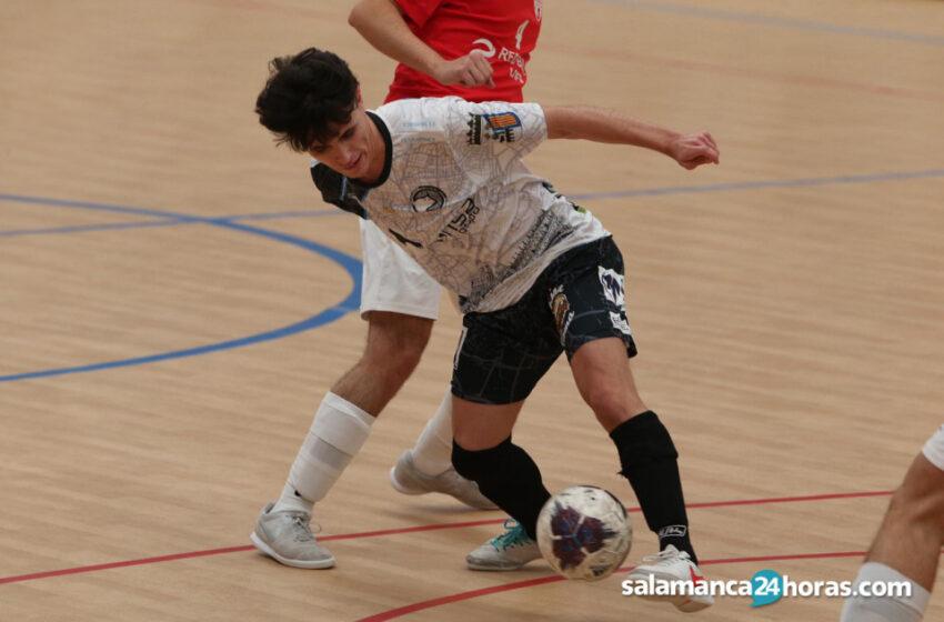 Salamanca FS y Alhambra de Guijuelo retoman el pulso a la Tercera de fútbol sala