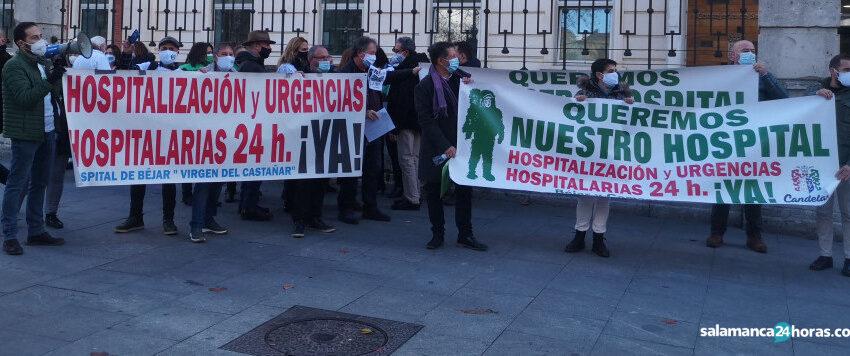 Las Urgencias regresan al Hospital Virgen del Castañar de Béjar después de un año sin servicio