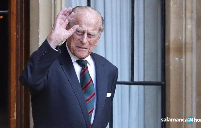 Muere a los 99 años el príncipe Felipe, duque de Edimburgo