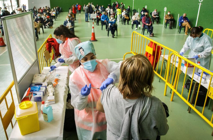 Ciudad Rodrigo vacuna este lunes y martes con Pfizer a los mayores de 80 años de la zona básica de salud