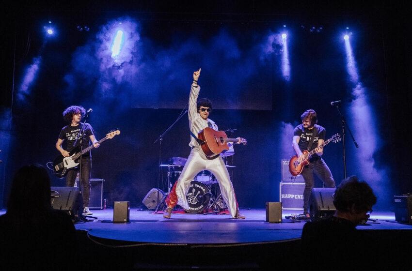 """El Teatro Liceo acoge este domingo """"El rock suena… en familia"""", un espectáculo musical dirigido al público familiar"""