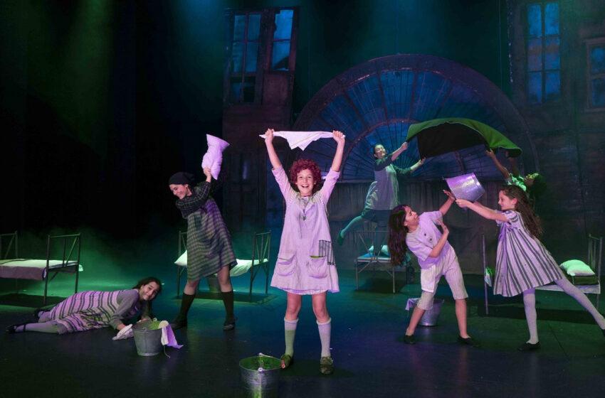 El CAEM acogerá una doble función de espectáculo familiar 'Annie. El musical' los días 15 y 16 de mayo