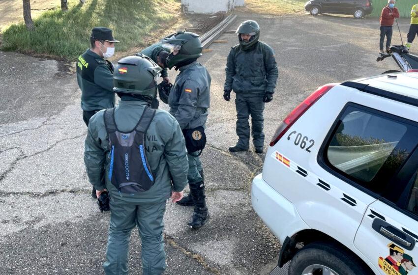 Continúa la búsqueda del zamorano desaparecido en la que participan 15 voluntarios de Salamanca