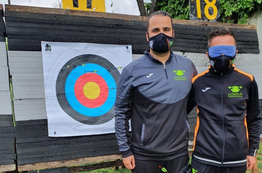 Daniel Martín Anaya se clasifica para la Copa de Europa de tiro con arco