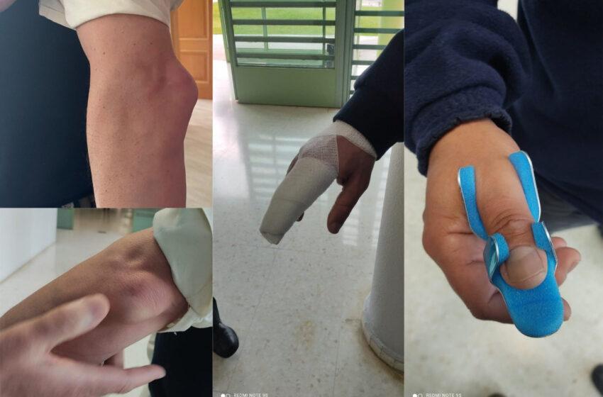 Igor «el ruso» causa lesiones a cuatro trabajadores de la prisión de Dueñas y es reducido en su celda