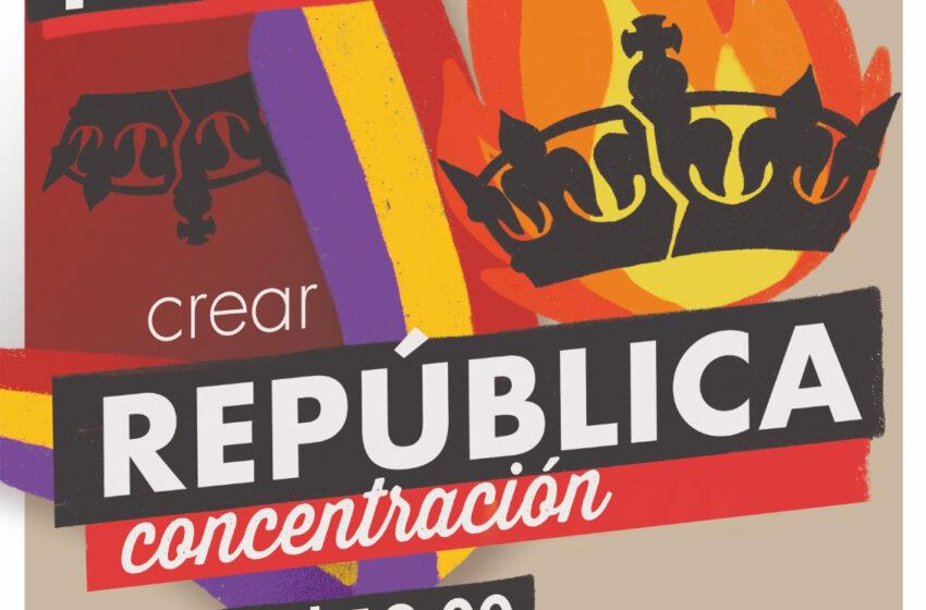 Convocan una concentración para reivindicar la III República en la plaza de los Bandos