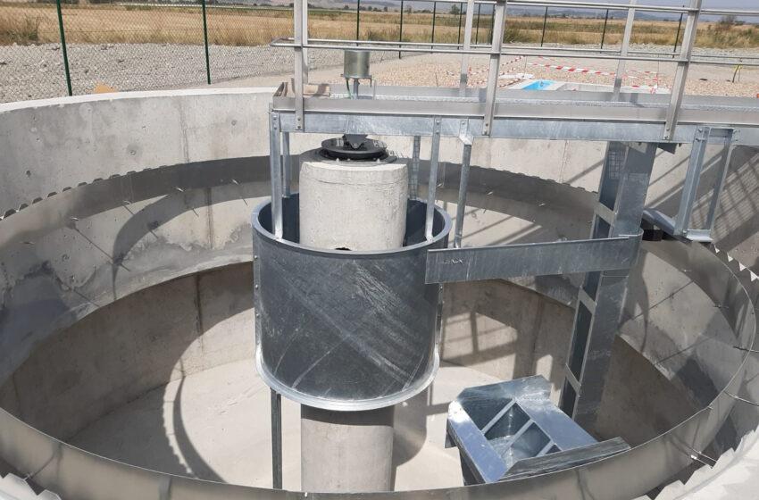 La CHD invertirá más de un millón de euros en la construcción de la depuradora de Villavieja de Yeltes