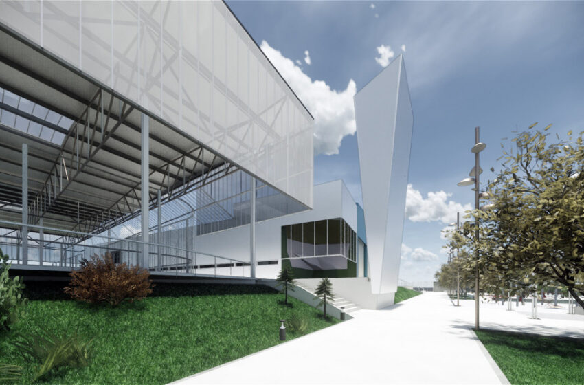 El Ayuntamiento vuelve a licitar la ciudad deportiva Lazarillo por el gran retraso en las obras