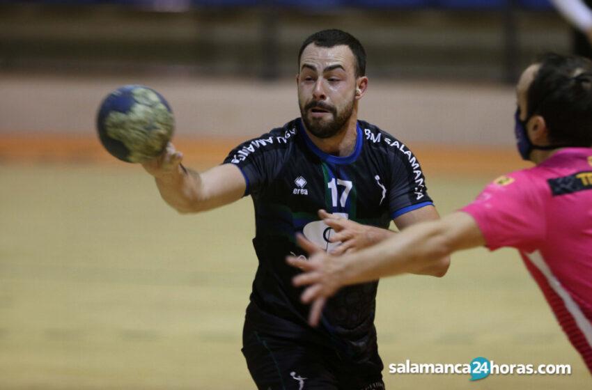 El Balonmano Salamanca recibe al BM Soria en un encuentro aplazado
