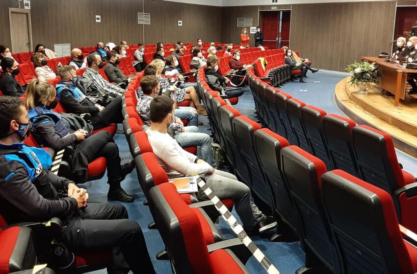 Jornada de formación en el sistema VioGen a policías locales de la provincia de Salamanca