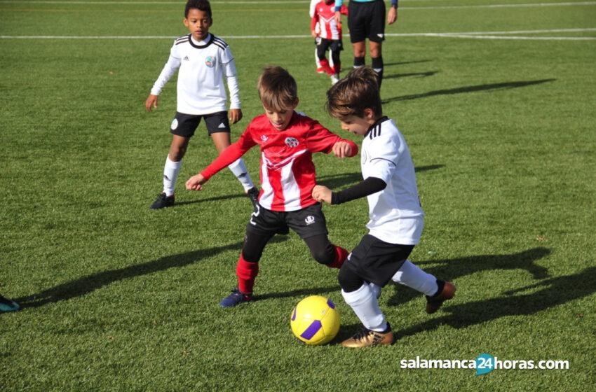 El Salamanca CF UDS podrá inscribir a sus prebenjamines