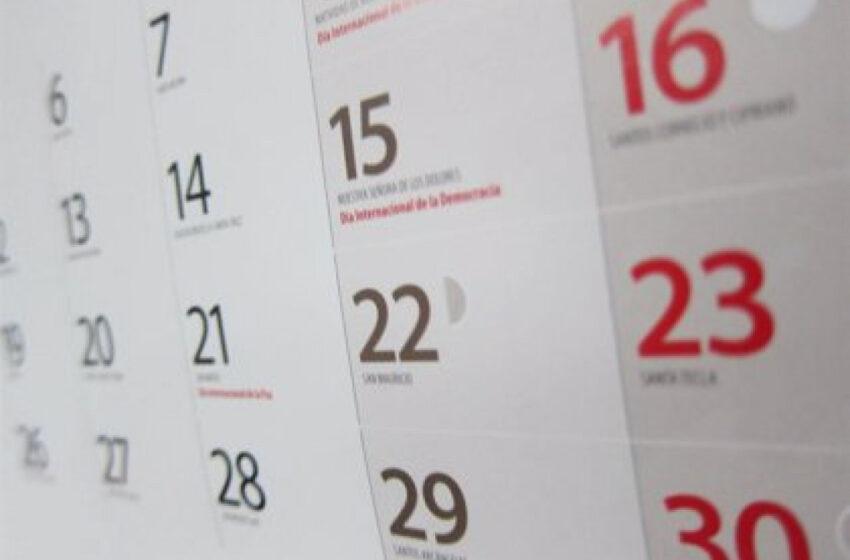 Calendario laboral: ¿Cuándo será el siguiente festivo en Salamanca?