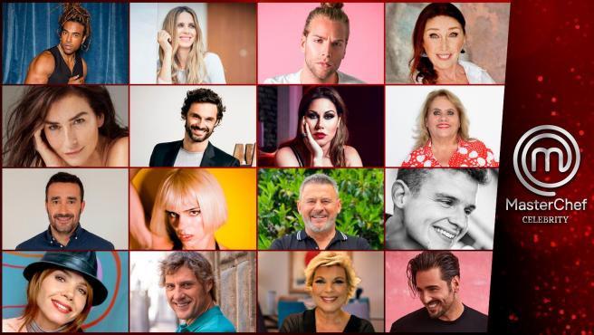 Bustamante, Terelu Campos, Manu Carreño, Miki Nadal…Estos serán los próximos concursantes de 'MasterChef Celebrity 6'