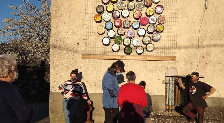 Nuevas intervenciones artísticas para la Ruta Bordada de San Miguel del Robledo