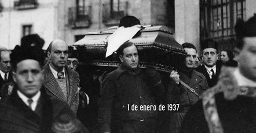 """El panfleto de """"Cuando murió Unamuno"""""""