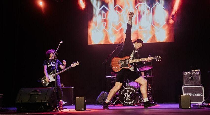 El Teatro Liceo acoge 'El rock suena… en familia', un espectáculo musical dirigido al público familiar
