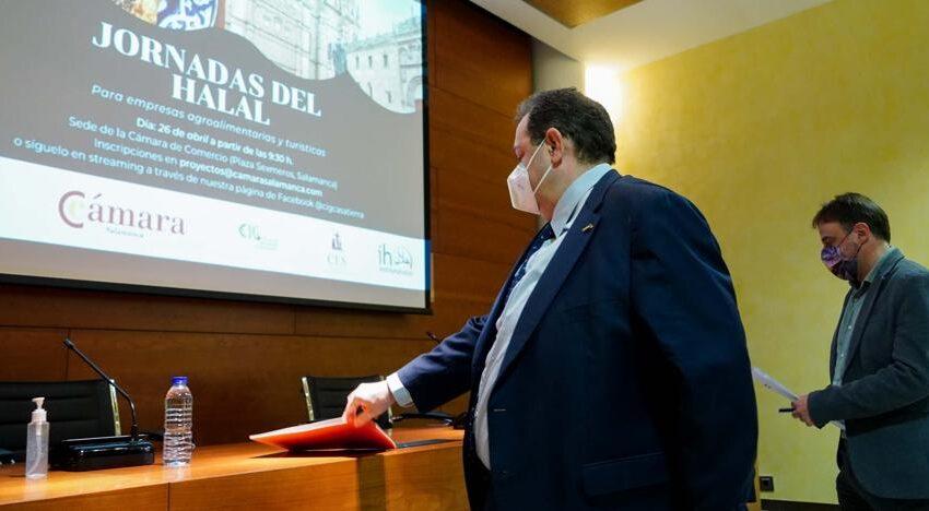 Salamanca busca oportunidades de negocio en el mercado árabe