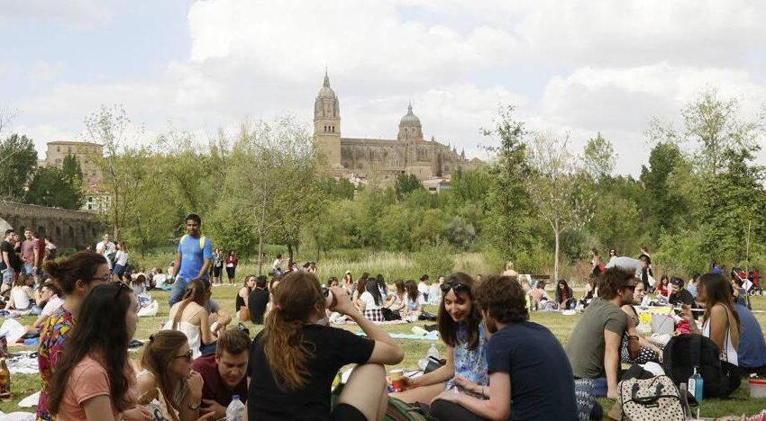 Salamanca sí tendrá Lunes de Aguas este año con grupos de seis personas máximo y 50 policías vigilando