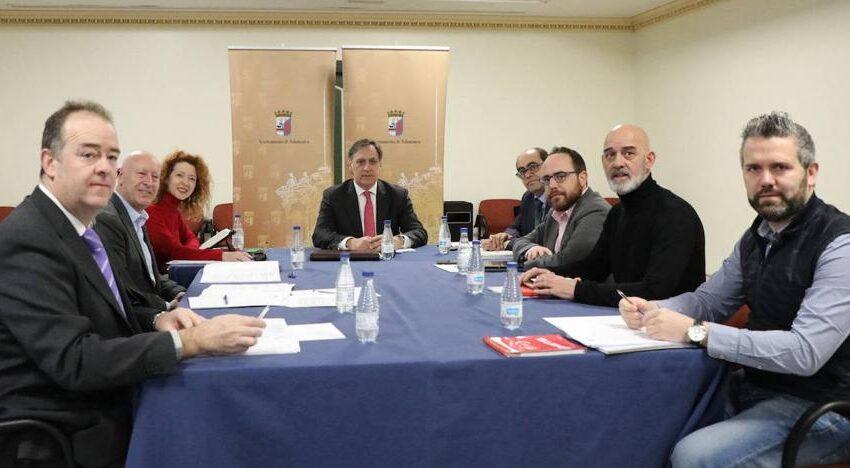 La Justicia desestima la demanda de CES para formar parte del Consejo del Diálogo Social de Salamanca