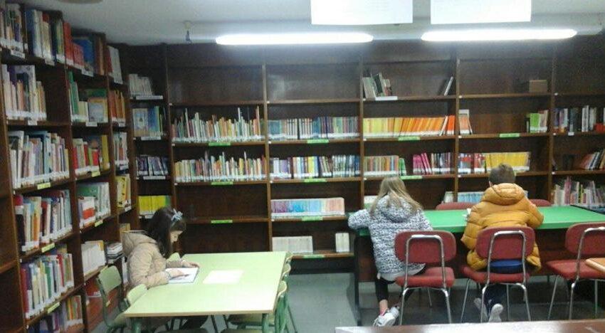 Nueva entrega de 'Cuentacuentos en red' en la biblioteca de Alba de Tormes