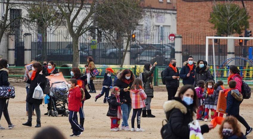 La Junta pone en cuarentena 6 aulas en Castilla y León, dos de ellas en Salamanca