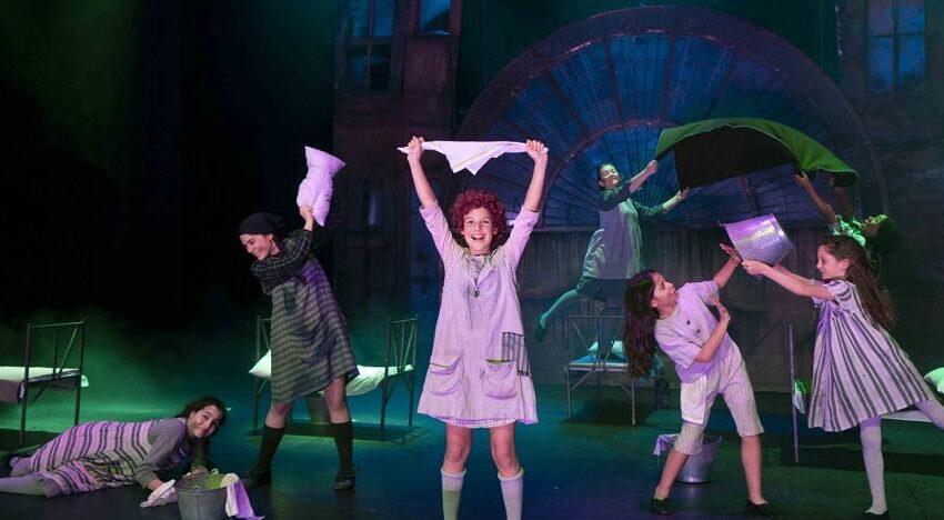 El CAEM de Salamanca acogerá una doble función del espectáculo 'Annie. El musical' los días 15 y 16 de mayo