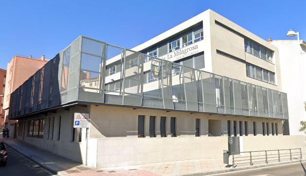 Se trata de un centro educativo de la ciudad del Tormes