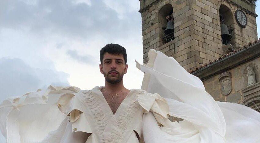 Concierto desde lo alto de la torre de la iglesia de Fuentes de Béjar en Salamanca