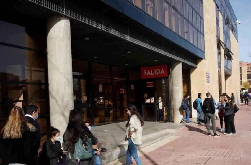 La Universidad de Salamanca, discriminada: es la que menos dinero recibe por alumno