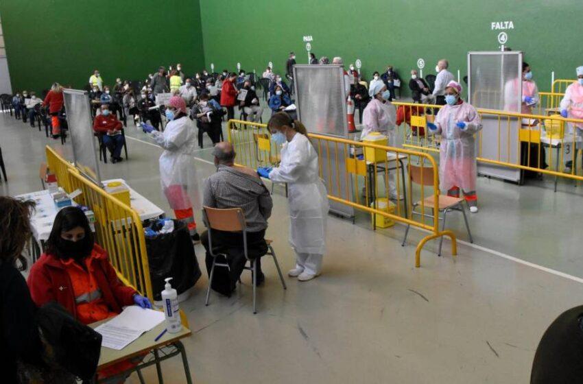 Más vacunaciones masivas esta semana: En Peñaranda, La Alberca, Fuentes de Oñoro, Tamames, Vitigudino, Pedrosillo y Miranda