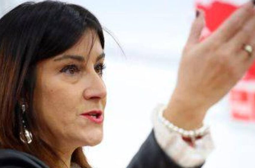 Una procuradora socialista pierde los papeles y acaba expulsada de las Cortes de Castilla y León
