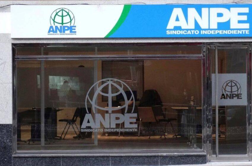 ANPE estrena sede en la avenida de Portugal nº 108 para ayudar a los docentes