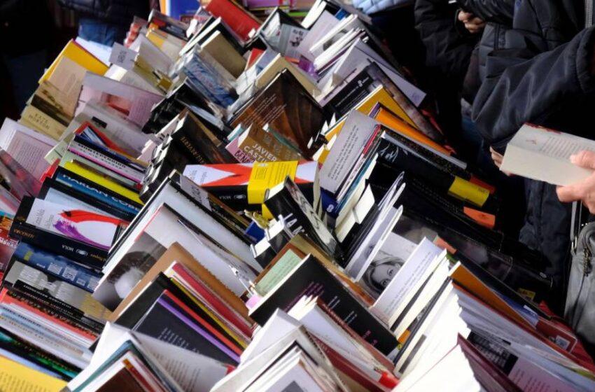 Así será la celebración del Día del Libro en Salamanca en tiempos covid