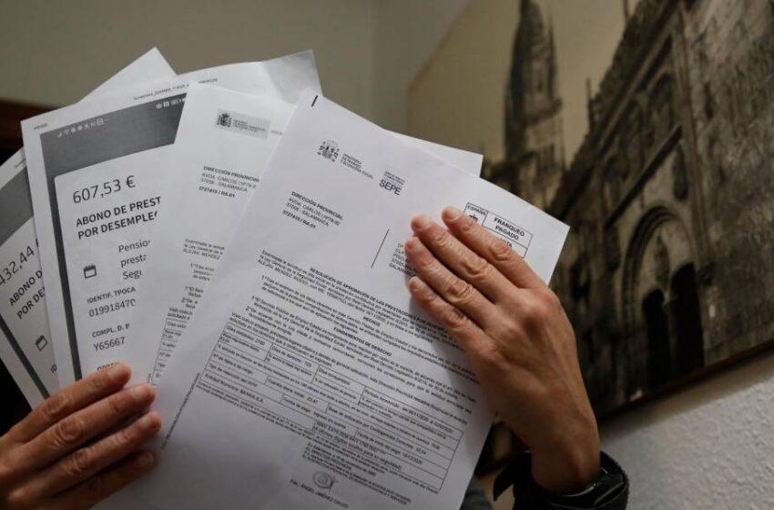 Las personas en ERTE, indignadas: la declaración de la renta les sale a pagar