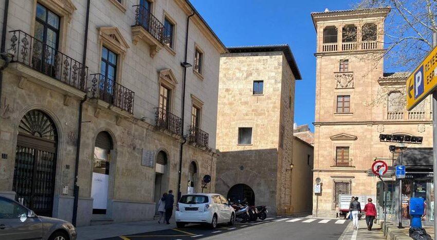 El PSOE propone elaborar un plan municipal de adoquinado en el casco histórico de Salamanca