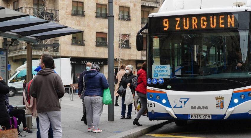 El Ayuntamiento de Salamanca licitará «pronto» el contrato del bus dos años después de ser declarado nulo