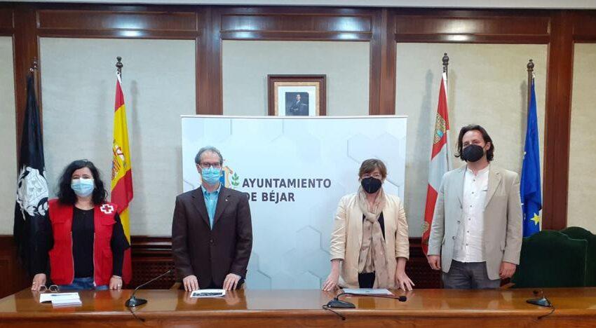La Asamblea Comarcal de Cruz Roja en Béjar llega a más de 80 municipios durante la pandemia