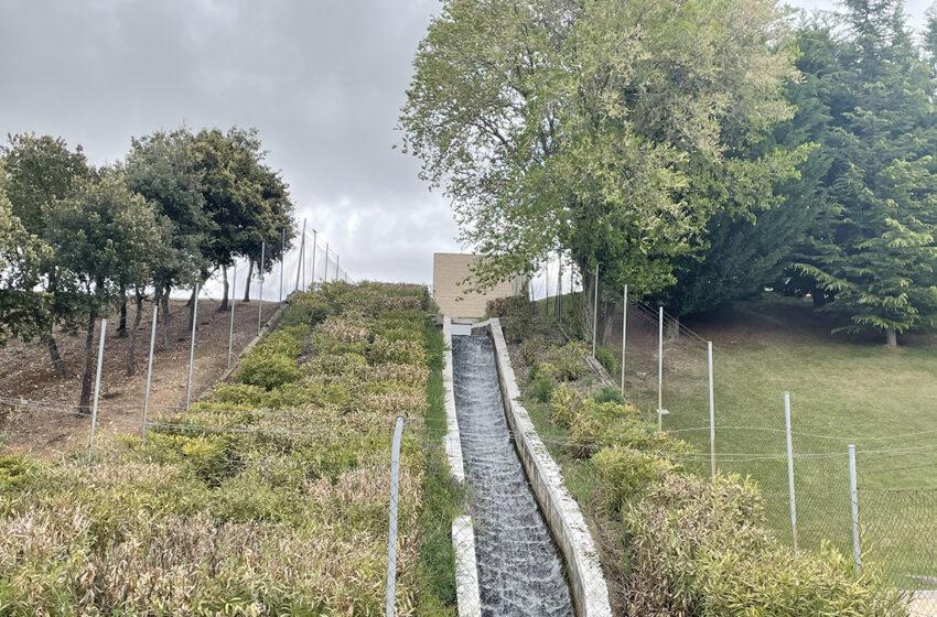 Carbajosa pide una compensación por los gastos y daños causados en la tramitación del proyecto de la Red Separativa del Agua