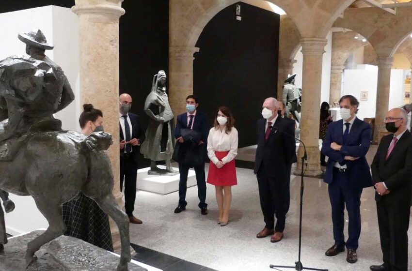 """Alma Charra"", un recorrido por la vida de Venancio Blanco en la sala de Santo Domingo"