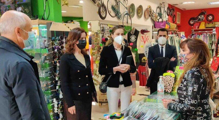 Los comerciantes del Casco Viejo de Salamanca reclaman «ayudas específicas» a la Junta