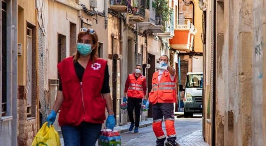 Más de 700 personas son atendidas en Béjar por Cruz Roja gracias al Consistorio