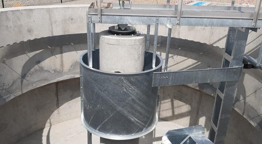 La CHD invierte más de un millón de euros en la construcción de una depuradora en Villavieja de Yeltes